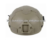 2000 Combat HELMET For Airsoft Paintball Movies Prop Cosplay With Build-in ARC Rail Adapter NVG Mount