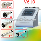 2013 New Design!!! Radio Frequency System Cavitation Body Reshape Ultra Light Cryolipolyse Ultrasonic Cryo Contouring Machine