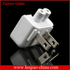 Hot Selling US Plug Wall Charger For Iphone / Ipad uk/au/eu plug Charger