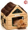 2013 new style soft foam house shape dog bed
