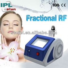 Fractional co2 laser acne scar removal / RF excite