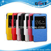 New arrival for note 3 S viewing window case, for galaxy note iii Wallet case