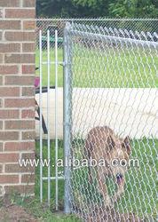 Barter Fence End Spacer