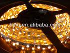 Yellow / 1 meter x 84 LED 12V/ 5meter reel/ SMD2835 flexible strip light bar
