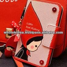 Character smartphone case / Korea smartphone / Phone case