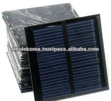 Sun battery / Solar battery / 5.5V / 6V / Battery