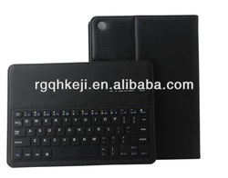 For Apple Ipad5/PU Leather Bluetooth Keyboard For Ipad5/Ipad Air