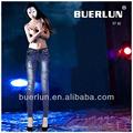 Venda quente de alta qualidade pedra mulheres wash jeans