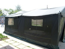 30 square meter army waterproof tent