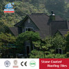 colorful stone coated roofing tile construction material