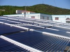 Ce Self-powered Solar Air Collector(heat Pipe Solar Collector)