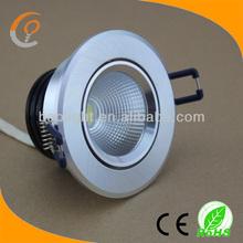 newest products led ceiling lamp 5w 220v 230v cob spot led lamp