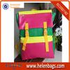 USA lovely solar backpack school bag for American 2014