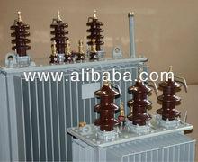 Oil Distribution Transformers 16 kVA to 1600 kVA