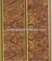 Pvc panneau décoratif 40% 6mm*20cm extérieures. panneau de pvc