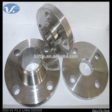 astm b381 titanium flange used for industrial