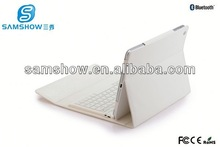 free samples bluetooth silicone keyboard case for ipad air 5