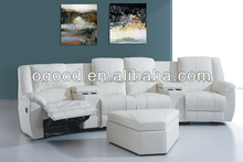 2012 best home furniture recliner sofa design OS12-5