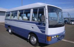 NISSAN CIVILIAN BUS / 26 SEATER
