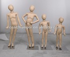 full fashion body boy kid girl mannequin realistic mannequin child