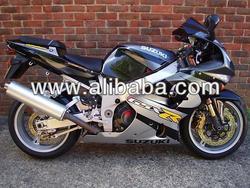 2001 (Y) Suzuki GSXR 1000 K1 1000cc Supersport Black