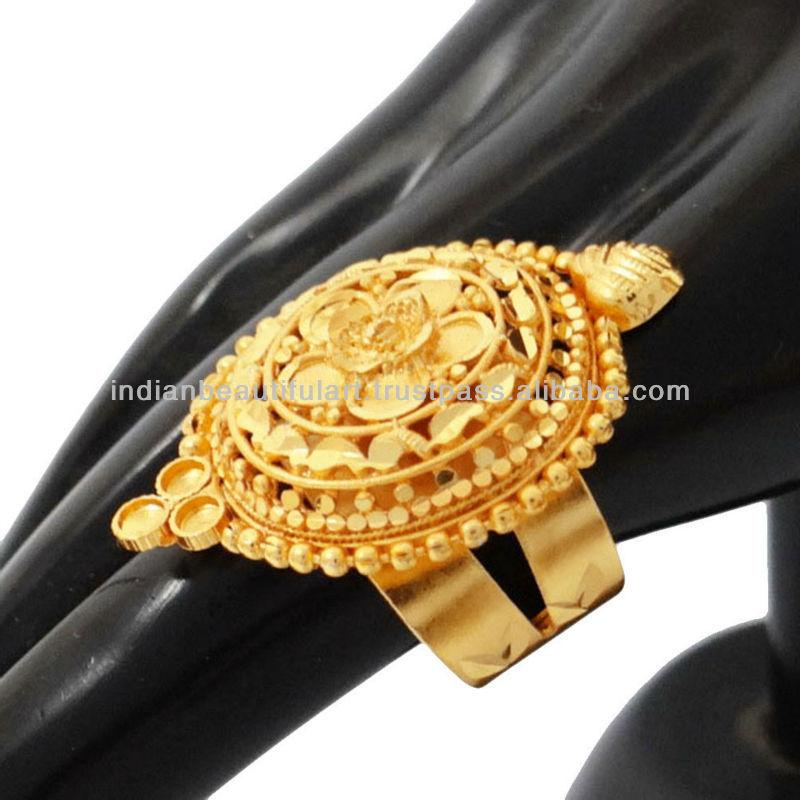 Gold Wedding Rings India