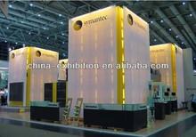 Exhibition kiosk marketing