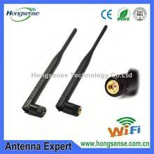 Hot Sales wireless/wifi antenna 5dbi 2.4 ghz antenna sma connector