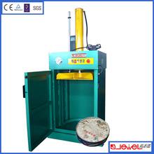 Used Oil Barrel Bucket Press Compactor machine
