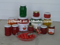 canned fruit products in syrup