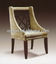 Fashion Ornamental Engraving Iron Chair OC098