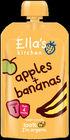 Ella's Kitchen Organic Apple and Banana stage 1 (4moths +)