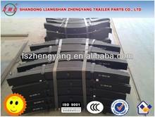 China heavy duty truck used leaf springs