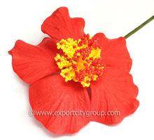 Havaiano espuma de eva da flor hibiscus 2 polegada ( 5 cm )