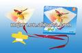 Nouveauté jouet insectes kite nouveau produit chine fabricant de jeux pour enfants fabriqués en chine jouet d'été