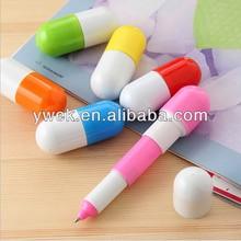 New styles ,Lovely telescopic pillselescopic pen Creative students pen