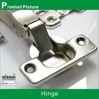 Guangzhou small spring hinge / spring furniture cabinet buffer hinge