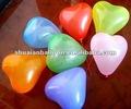 الصور من البالونات شكل قلب لتزيين يوم الزفاف!