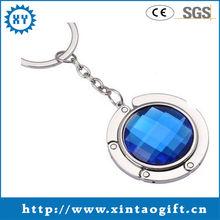 2013 High quality crystal key chain wedding gift
