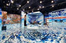 2014 mosaic tiles - A striking display effect,