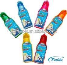 Eco-friendly Pet product plastic dog bottle for pet