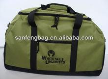 green army canvas duffel bag