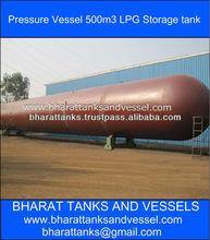 Pressure Vessel 500m3 LPG Storage tank