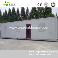 40ft living and office container house