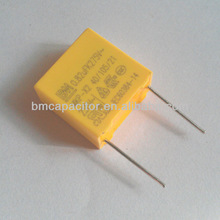 Free samples mkp x2 capacitor