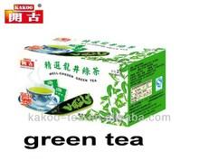 Kakoo chinese green tea brands&japanese green tea brands&green tea leaves