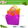 2013 Newest silicone handbags fashion lady silicone shoulder bag
