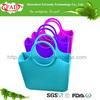 Professional designer silicone handbags for 2013 fashion women