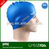 Multicolor caps for men and women general silicone waterproof quality goods hair swimming cap