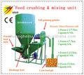 aves feed triturador e misturador máquina